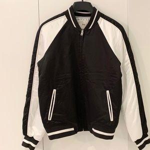ARITZIA-TNA Bomber Jacket